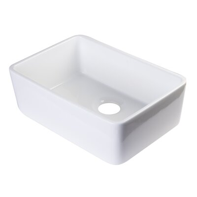 Farmhouse Sink Brands : Kitchen Fixtures ... Farmhouse / Apron Kitchen Sinks Alfi Brand ...