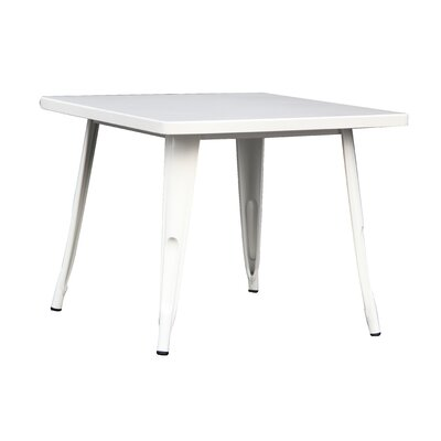 X Rocker Dining Table
