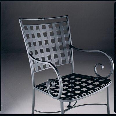 Woodard Sheffield Dining Arm Chair