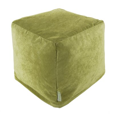 Majestic Home Goods Villa Small Beanbag Cube