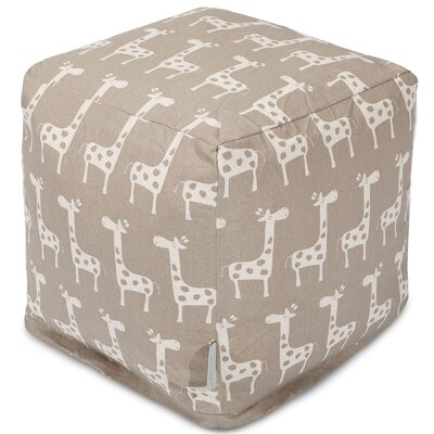 Majestic Home Goods Stretch Cube Ottoman