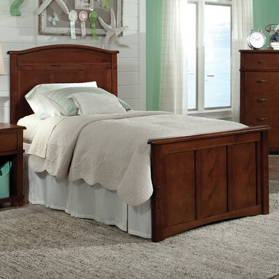 Bolton Furniture Woodridge Twin Panel Bed with Storage