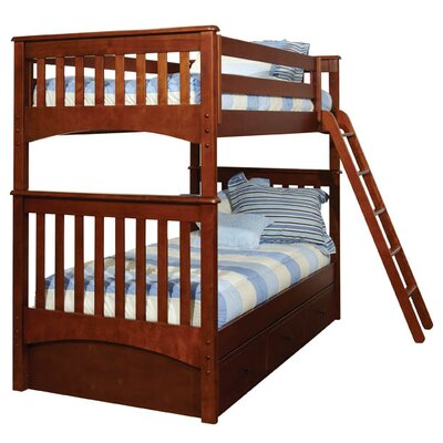Viv + Rae David Twin Bunk Bed with Storage