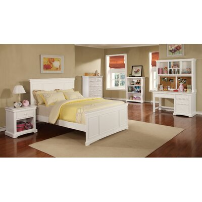 Bolton Furniture Cambridge Panel Customizable Bedroom Set
