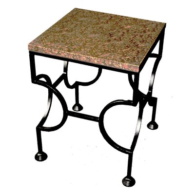 MOTI Furniture Orlando End Table