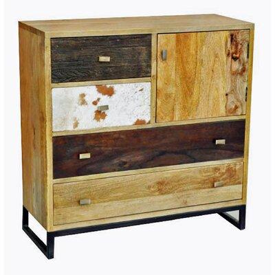 MOTI Furniture 4 Drawer Dr..