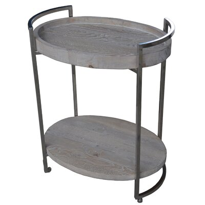 MOTI Furniture Syracuse Serving Cart