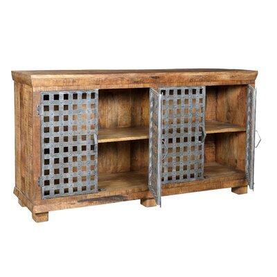 MOTI Furniture Napa Metal Buffet
