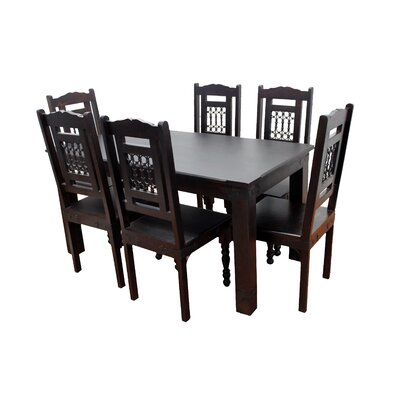 MOTI Furniture Milan 7 Piece Dining Set