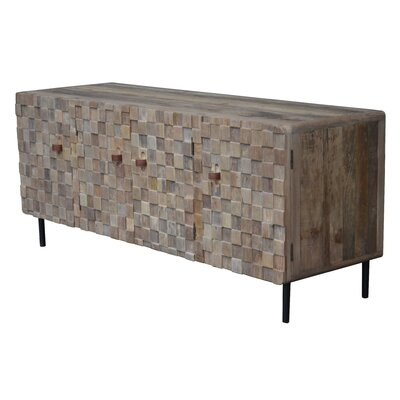 MOTI Furniture Norwalk 4 Door Buffet