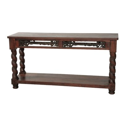 MOTI Furniture Babylon Console Table