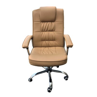 Winport Industries High-Back Leather Exec..