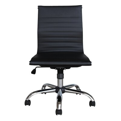 Winport Industries Mid-Back Desk Chair