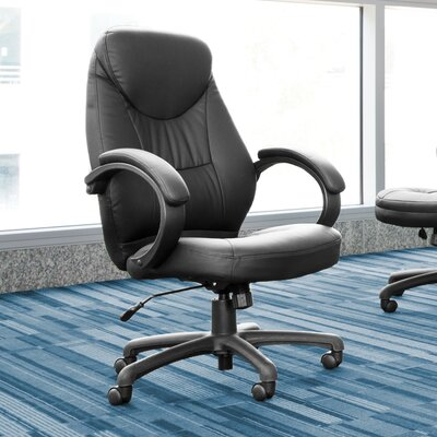 OFM High-Back Leatherette Ergonomic Conference Chair