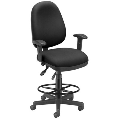 OFM Mid-Back Drafting Chair