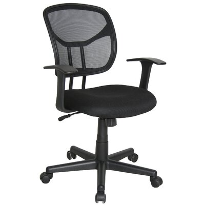 OFM Essentials Mid-Back Mesh Task Chair (..