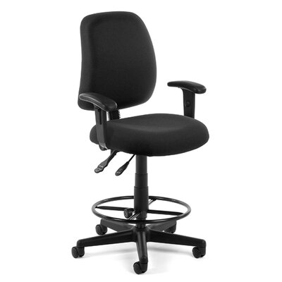 OFM Posture Series Task Chair with Arms and Drafting Kit