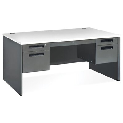 OFM Mesa Series Computer Panel End Computer Desk