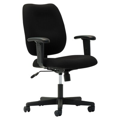 OFM Mid-Back Upholstered Task Chair wi..