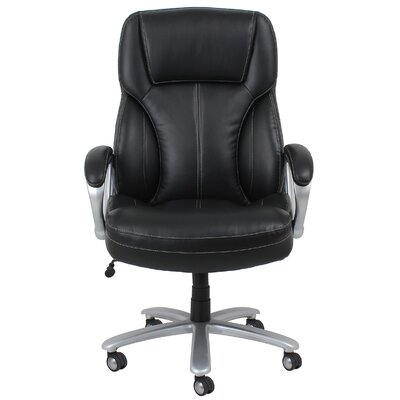 OFM Essentials High-Back Leather Executive Chair