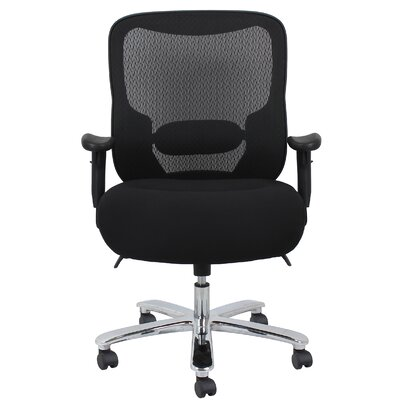 OFM Essentials Mid-Back Mesh Desk Chair w..