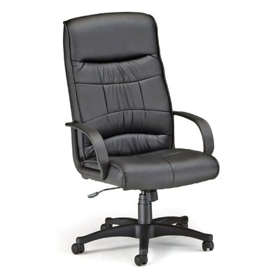 OFM High-Back Leatherette Executive Chair..