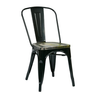 Office Star Products Bristow Metal Side Chair (Set of 2)