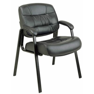 Office Star Products Eco Leather Guest Chair