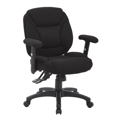 Office Star Products Work Smart High-Back Conference Chair