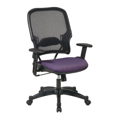 Office Star Products Mid-Back Space Professi..