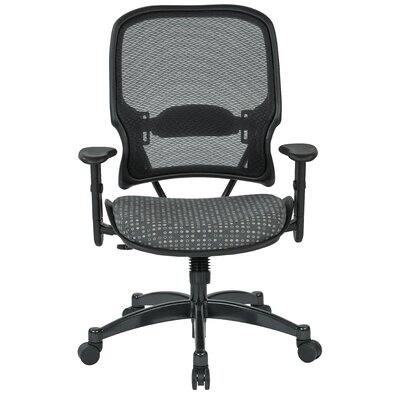 Office Star Products Space Seating? Mid-Back Mesh Desk Chair Image