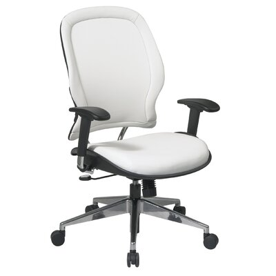 Office Star Products Space Vinyl High-Back Conference Deluxe Conference Chair