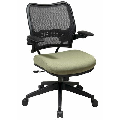 Office Star Products AirGrid Back Spac..