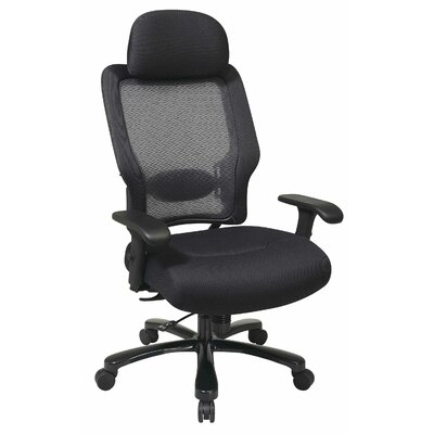 Office Star Products Space Seating Mid-Ba..