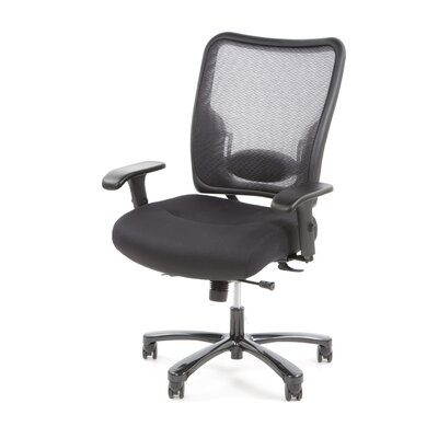 Office Star Products Space Mid-Back Mesh ..