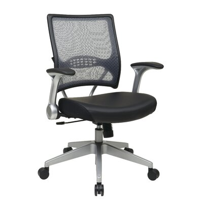 Office Star Products Air Grid Back Eco Le..