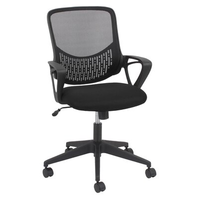Oif Mid-Back Mesh Task Chair with Fixed T..