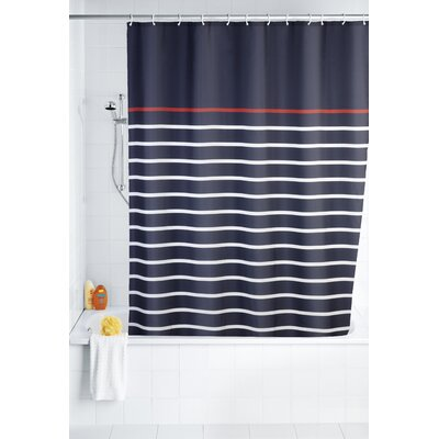 Wenko marine shower curtain wayfair uk - Rideau style marin ...
