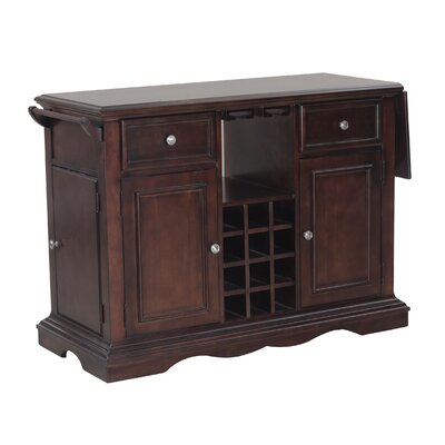 Powell Furniture Alton Kitchen Island