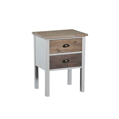 Laurel Foundry Modern Farmhouse Amandine End Table