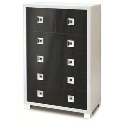 Sarmog Quadrante 6 Drawer Vertical File