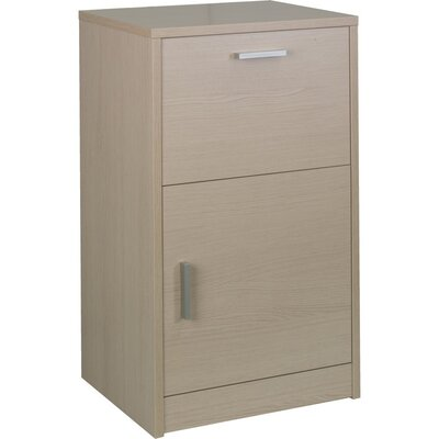 Sarmog Quadrante 1 Door Storage Cabinet