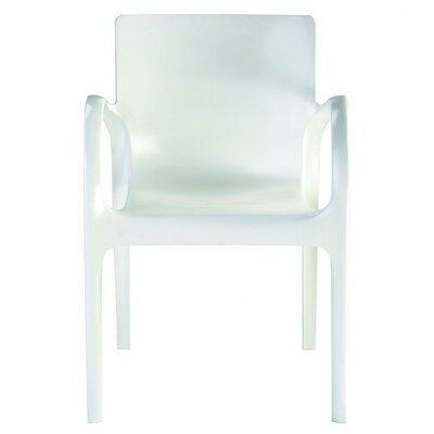 Compamia Dejavu Stacking Dining Arm Chair (Set of 4)