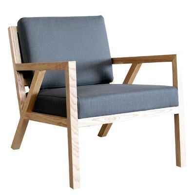 Gus* Modern Truss Arm Chair