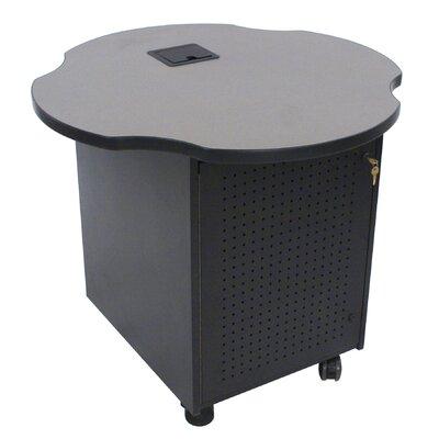 Paragon Furniture 1 Door Storage Cabinet