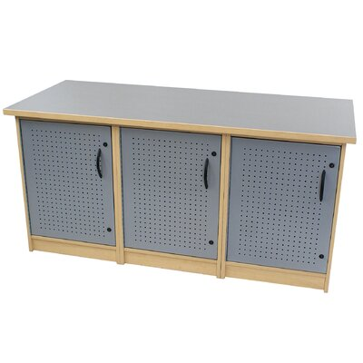 Paragon Furniture 3 Door Credenza