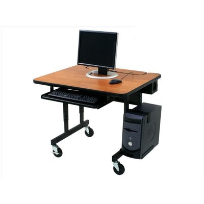 Paragon Furniture Classic Flip Top Computer Desk