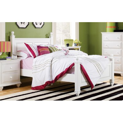 Lang Furniture Madison Panel Customizable Bedroom Set