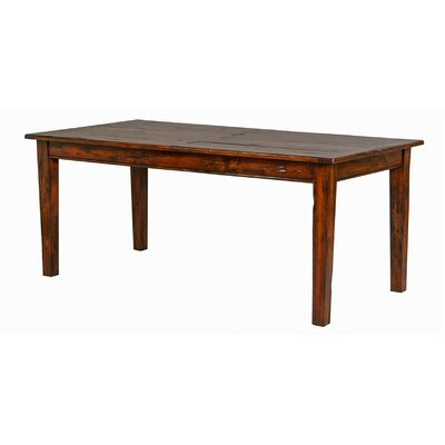 Furniture Classics LTD Hand Planed Dining Table
