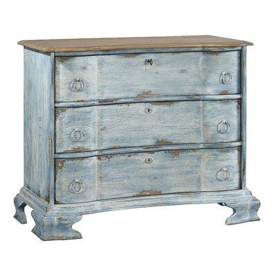 Furniture Classics LTD La Grande 3 Drawer Dresser